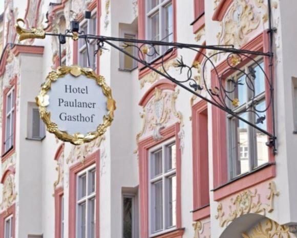 Eigelsberger Ziegenkäse im Hotel Gasthof Paulanerstuben, Wasserburg am Inn